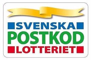 Postkodlotteriet logo
